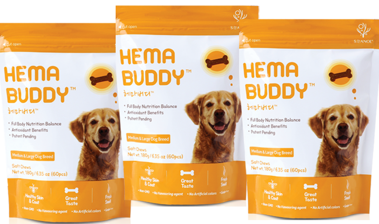Hemabuddy for Medium/Large Breeds