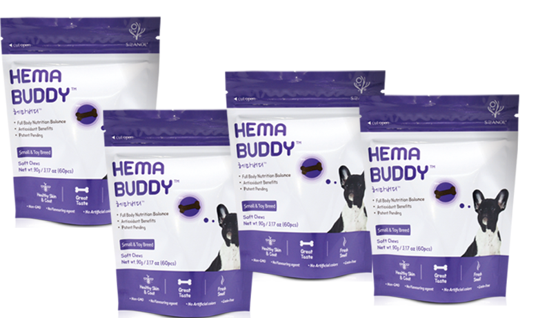 Hemabuddy™ for Small/Toy Breeds